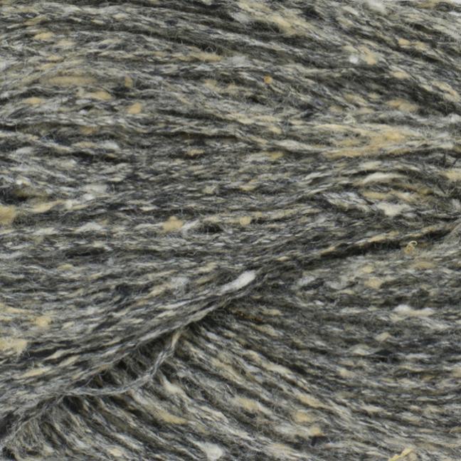 12 grey tweed mix