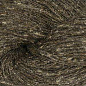 44 brown tweed mix
